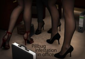 Pillbug infestation by Rometheus