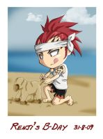 Bleach_ Renji's Bday 09 by Letucse