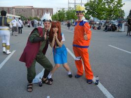 Anime North 2012 - Naruto Cosplay by jmcclare