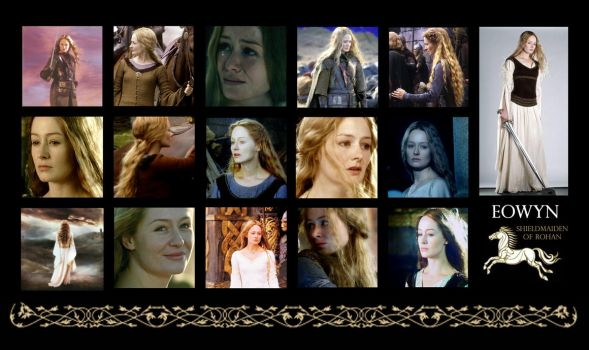 Eowyn Wallpaper by TheMysterious1