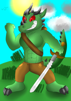 for you Varanis by valentinfrench