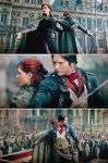 Assassin's Creed Unity Arno / Elise Unite Poster 2 by MatrixUnlimited