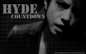 Hyde Countdown 1280x800 by hamsterchan155