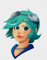 Ramona Flowers by dtoro