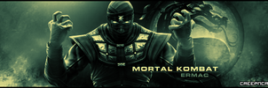 MK9 Ermac Signature by CREEPnCRAWL