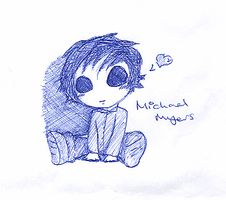 Myers Chibi 08 by Cheetana