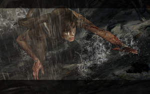 Tomb Raider wallpaper '2 by ssspensserka