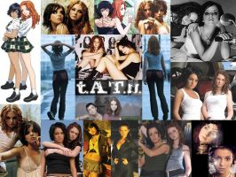 t.A.T.u. Wallpaper by LOTReHPlp