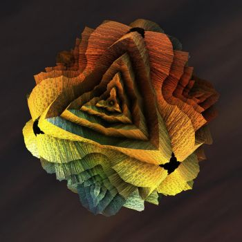 Paper Flower by EyesOfAcheron