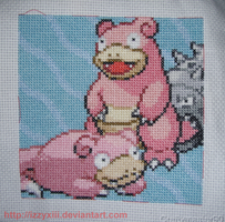 Slowpoke-Slowbro Patch by IzzyXIII