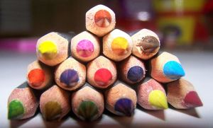 colouring crayons 1 by jordster4000