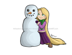2013 Christmas Chibis: 2 by Branded-Rose