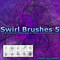 Swirl Brushes 5 by AscendedArts