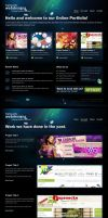 Website Template by NilsHuber
