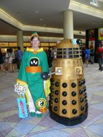 Fan Expo 14 - Dalek by FFRedXIII