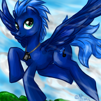 .:Request:. OC pony Flight Tune by LittleOcean