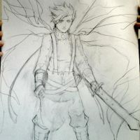 Lloyd Sketch by G--u--y