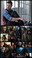 Richard Armitage is Thorin Oakenshield by Ithiliel-o-Gondolin