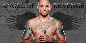 Chester Bennington wallpaper by QuEeN-MiUsHkA