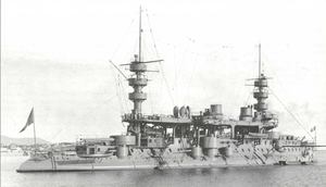 French battleship Charle Martel-copy by lichtie