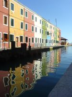 Burano by chewedmelon