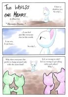 Two Worlds One Heart ch 1 pg 1 by rinacat