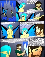 F-DoR- Fairies- 54- Another talk with Erline by NickinAmerica
