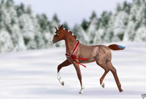 BKB Winter Show and Hunt-Wake me up RSS by YleniaBax