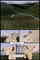 My Pride Sister Page 47 by KoLioness
