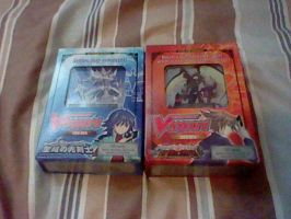CFV Blaster Blade and Dragonic Overlord Trial Deck by zoroark555