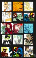 BEN 10-Alien Humanized02 by GAN-91003