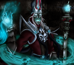 ~Karthus the Deathsinger~ by deadlysupia