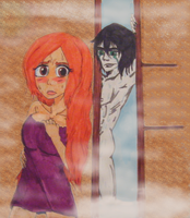 Bleach: Scared of Shower Steam by RomaniaBlack