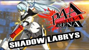 Shadow Labrys from Persona 4 Arena by TimothyB25