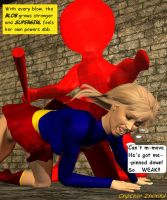 Supergirl --Zond 23 by CaptainZammo