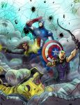 mockvengers by ZipDraw