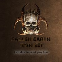 FallenEarth Icons by Kalutica
