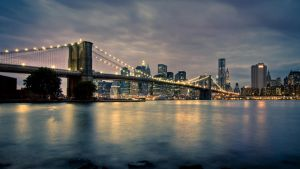NY at night by Benijamino