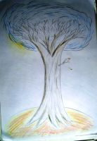 The Colud Tree by insanity-inside