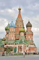 St. Basil's Cathedral by hs96