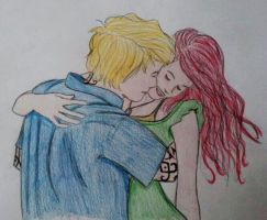 TMI: Clary and Jace by mademoisellemaripol