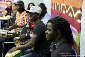 Senegalese Concert -1 by ZephyraMilie