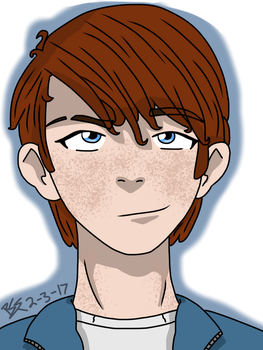 Avatar Style Jay by Electric-Bluejay