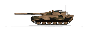 Type 10 Australian Army by MacPaul