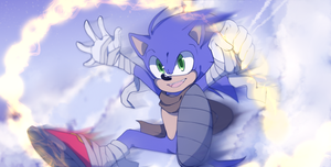 sonic boom by 2cans