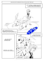 Regan and Lizomon : intro pg 1 by Riza23
