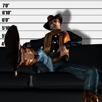 Steve Burnside Cowboy FIXED by Ms-Couture
