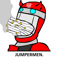 JUMPERMEN. by battosai810