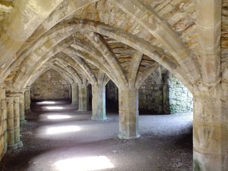 Finchale Priory 76 by Silent0123