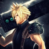 Cloud Strife by RedneckSamura1